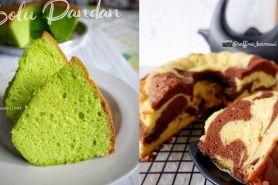 17 Resep dan cara membuat bolu panggang enak dan lembut