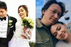 Reaksi santai Rina Nose saat dituding kumpul kebo oleh netizen