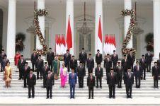 Dukung Jokowi di Pilpres, 4 parpol ini tak dapat jatah menteri
