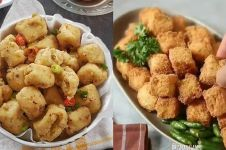 6 Cara membuat tahu crispy, enak, renyah dan mudah