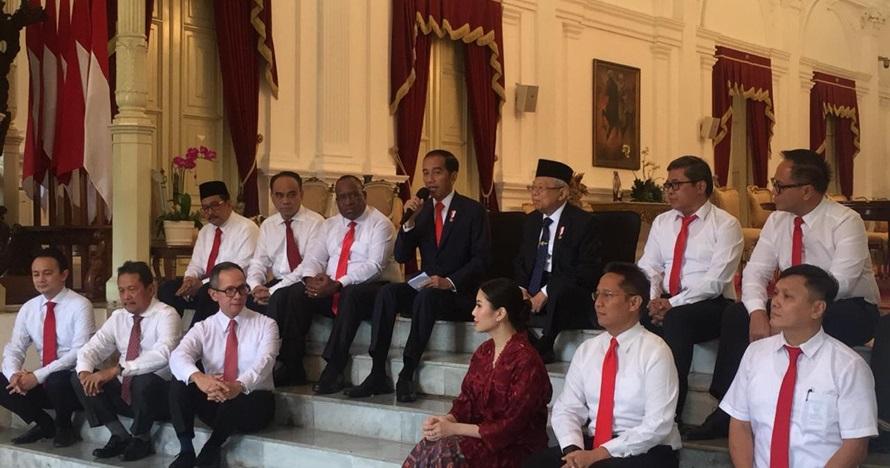 Resmi diumumkan, ini 12 wakil menteri Kabinet Indonesia Maju