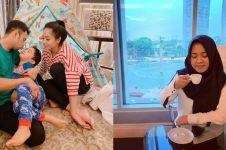 6 Momen Raffi & Nagita ke rumah asistennya, penuh kehangatan