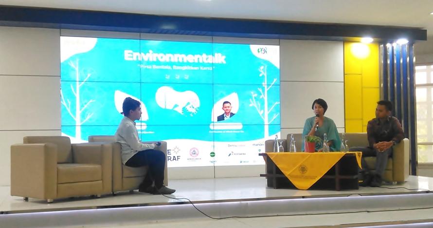Ajisaka UGM ajak generasi muda tilik problematika lingkungan
