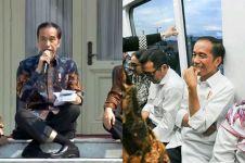 Foto Jokowi sambut Sultan Brunei di Istana ini tuai sorotan