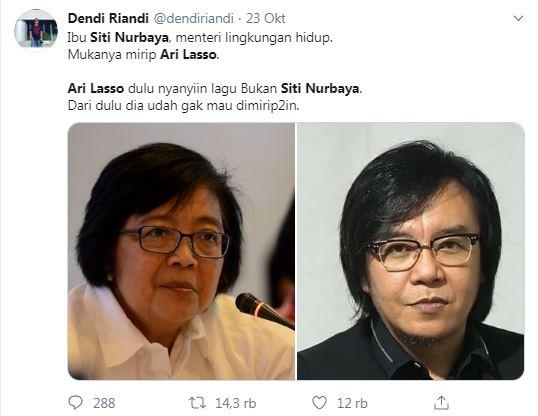 wajah artis mirip politisi Istimewa