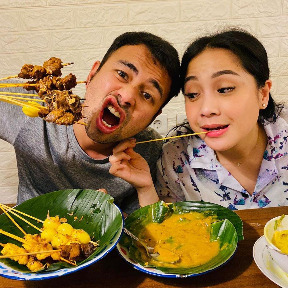 9 Momen Raffi Ahmad sekeluarga liburan ke Padang Instagram/@raffinagita1717  @chintyaputri95