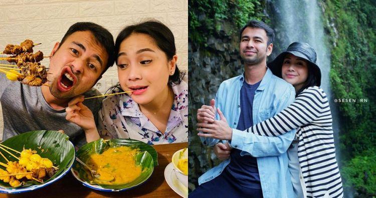 9 Momen Raffi Ahmad & Nagita liburan ke Padang, penuh keseruan
