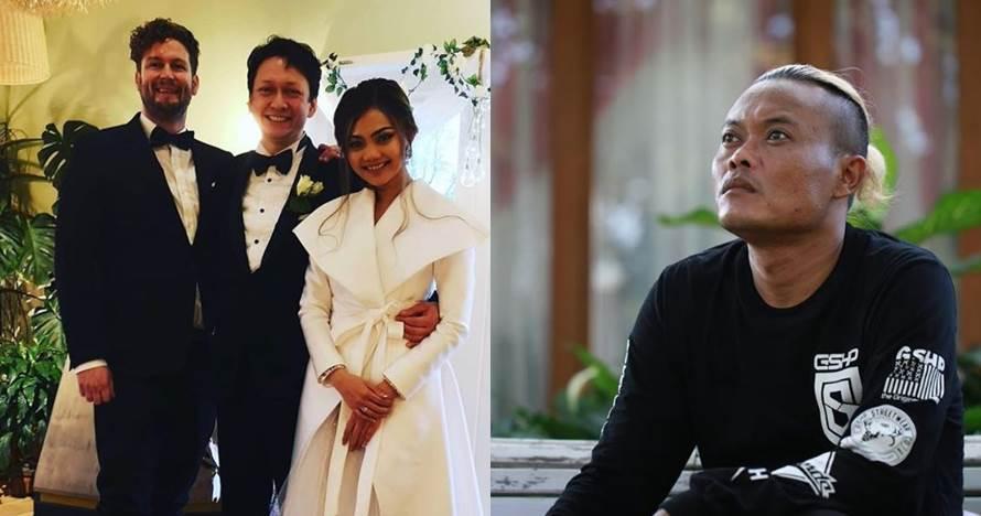 Rina Nose unggah foto pernikahan, komentar Sule jadi sorotan