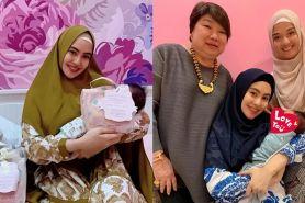 Baru seminggu lahir, bayi Kartika Putri jalani rawat inap