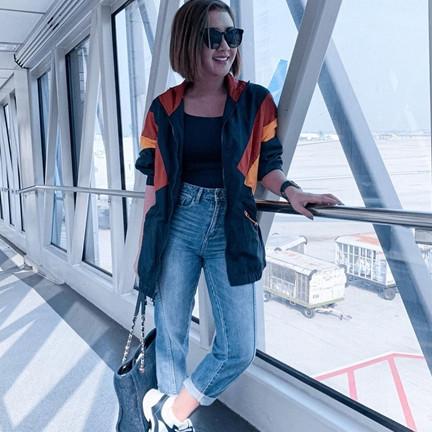 Gaya airport fashion 8 pedangdut cantik Tanah Air, stylish
