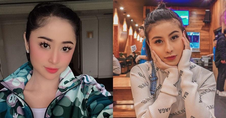 Unggah foto terbaru, Dewi Perssik disebut mirip Awkarin