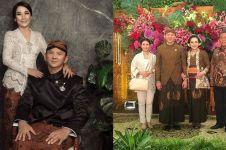 6 Momen syukuran tujuh bulanan Puput Nastiti, penuh kebahagiaan