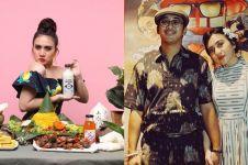 10 Potret cantik Galabby, istri Danang yang rilis single baru