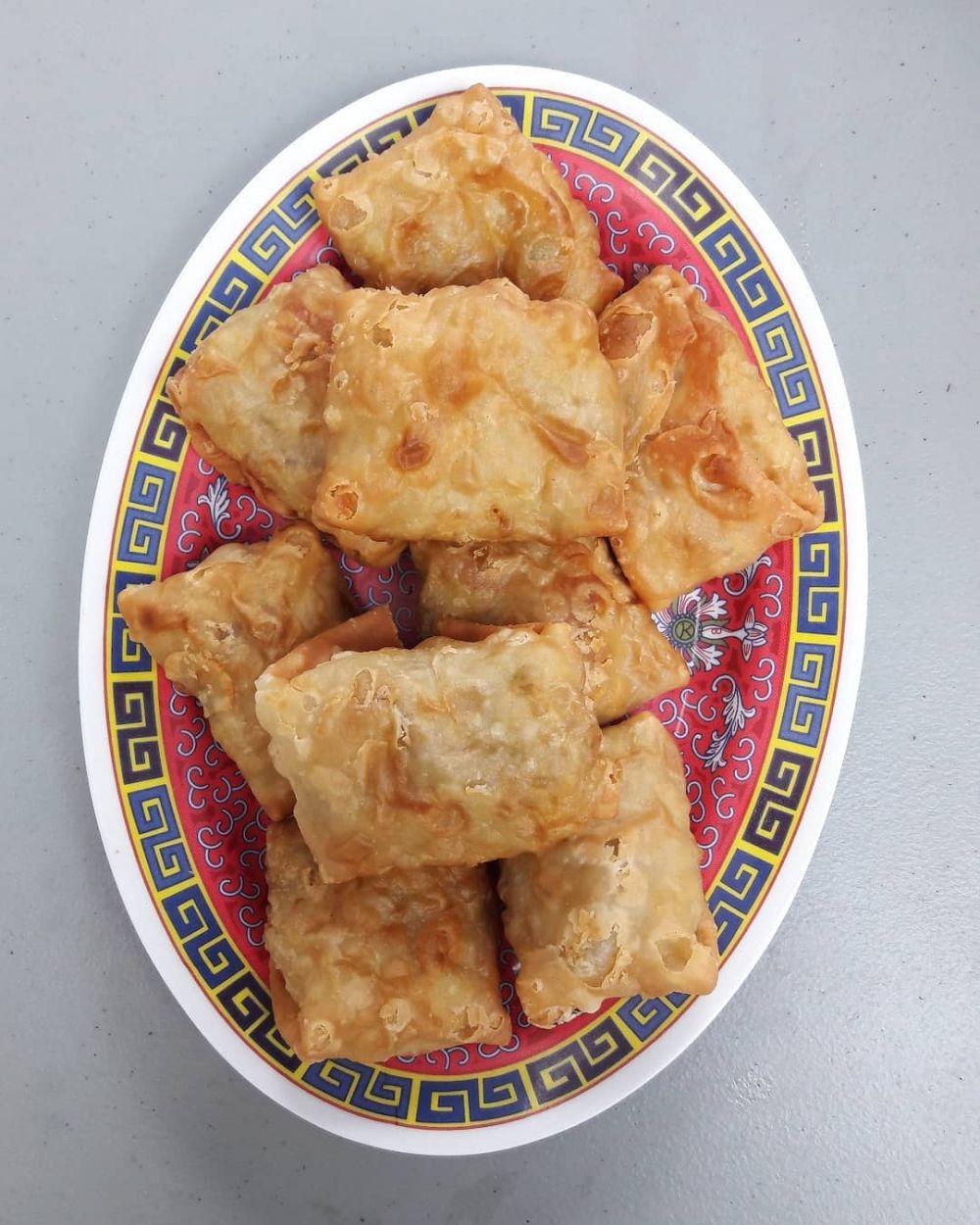 15 Resep makanan khas Palembang terkenal, enak, dan praktis instagram