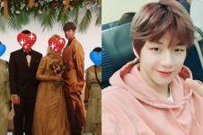 Viral artis K-Pop datangi nikahan fans, faktanya kocak banget