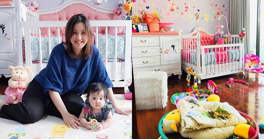 10 Potret rumah Andi Soraya, dapur mewahnya curi perhatian
