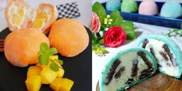 10 Resep dan cara membuat mochi es krim yang enak