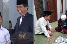 Kabar terkini santri 'peramal' Prabowo jadi menteri, sedih