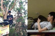 13 Kelakuan kocak cowok kurang kerjaan ini bikin melongo
