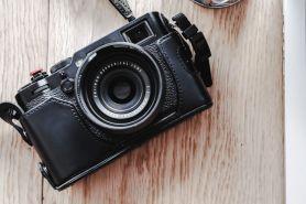 Penampakan kamera terkecil dunia yang setara butiran pasir