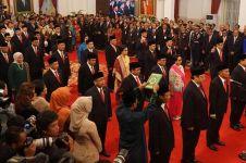 Menteri-menteri Jokowi blak-blakan siap dipecat jika tak becus