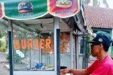 Kisah inspiratif penjual burger, putus sekolah kini jadi miliuner