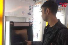 Dikenal tajir melintir, isi saldo ATM Raffi Ahmad ini bikin kaget