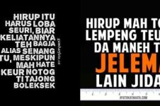 40 Kata-kata lucu bahasa Sunda dan artinya