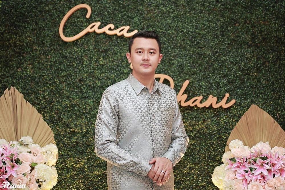 Momen lamaran sekpri Prabowo  Instagram