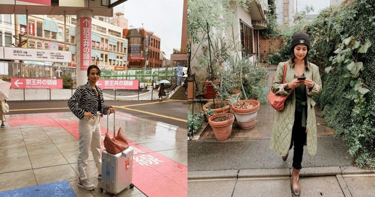 Liburan ke Jepang, Vanessa Angel cari rumah 'Kakek Sugiono'