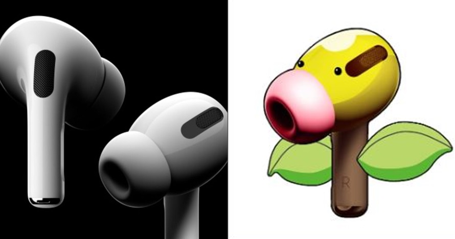 Apple rilis produk baru, 7 meme AirPods Pro viral di medsos