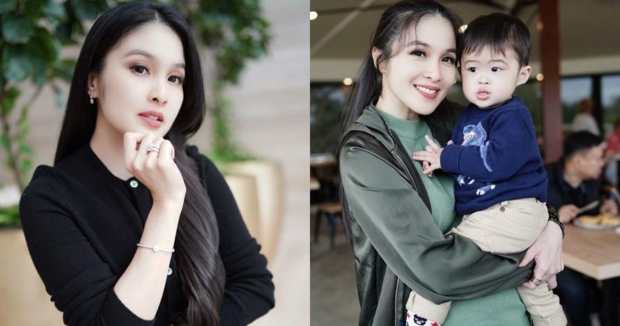 Anak disebut kurang kasih sayang, ini jawaban menohok Sandra Dewi