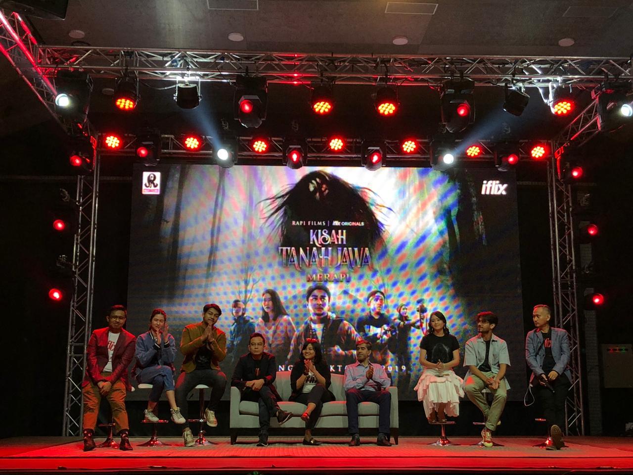 Cerita Deva Mahenra 'dihantui' saat syuting Kisah Tanah Jawa