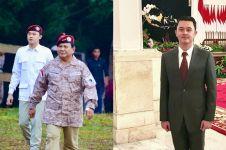10 Gaya keseharian Ridwan Dhani, sespri Prabowo yang curi perhatian