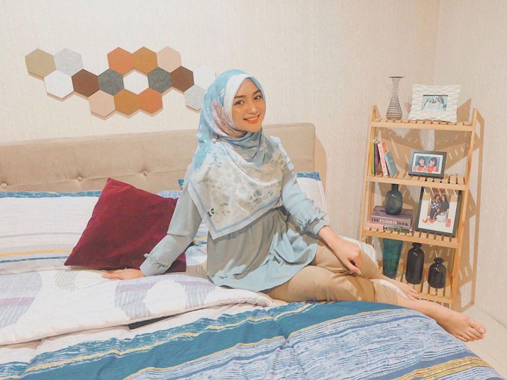 Penampakan rumah Citra Kirana Instagram