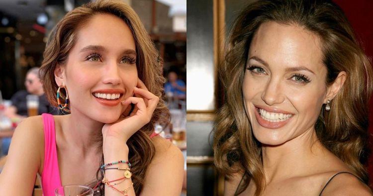 Unggah foto terbaru, Cinta Laura disebut mirip Angelina Jolie