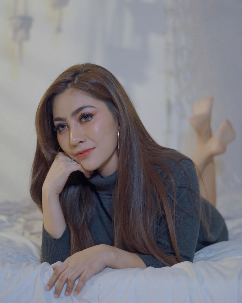 Potret Liza Aditya Instagram