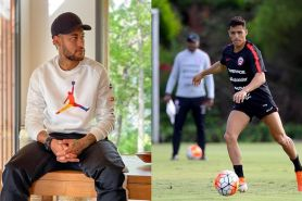 11 Pemain bintang ini awali karier dari sepak bola jalanan