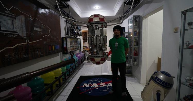 Pengalaman Venzha rasakan sensasi 2 bulan hidup di Mars