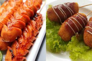 9 Resep dan cara membuat sosis, enak dan menggugah selera