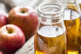 Manfaat cuka apel untuk diet serta risiko dan cara pakainya