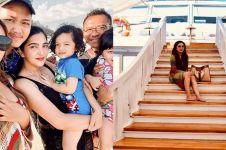 10 Momen Ashanty liburan di Labuan Bajo, posenya jadi sorotan