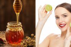 5 Manfaat jeruk nipis dan madu untuk kecantikan wajah