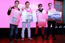 Luncurkan program loyalitas, Smartfren bakal gelar festival  WOW