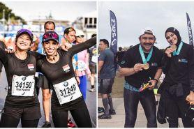 7 Seleb cantik Tanah Air ini hobi olahraga lari hingga ikut maraton
