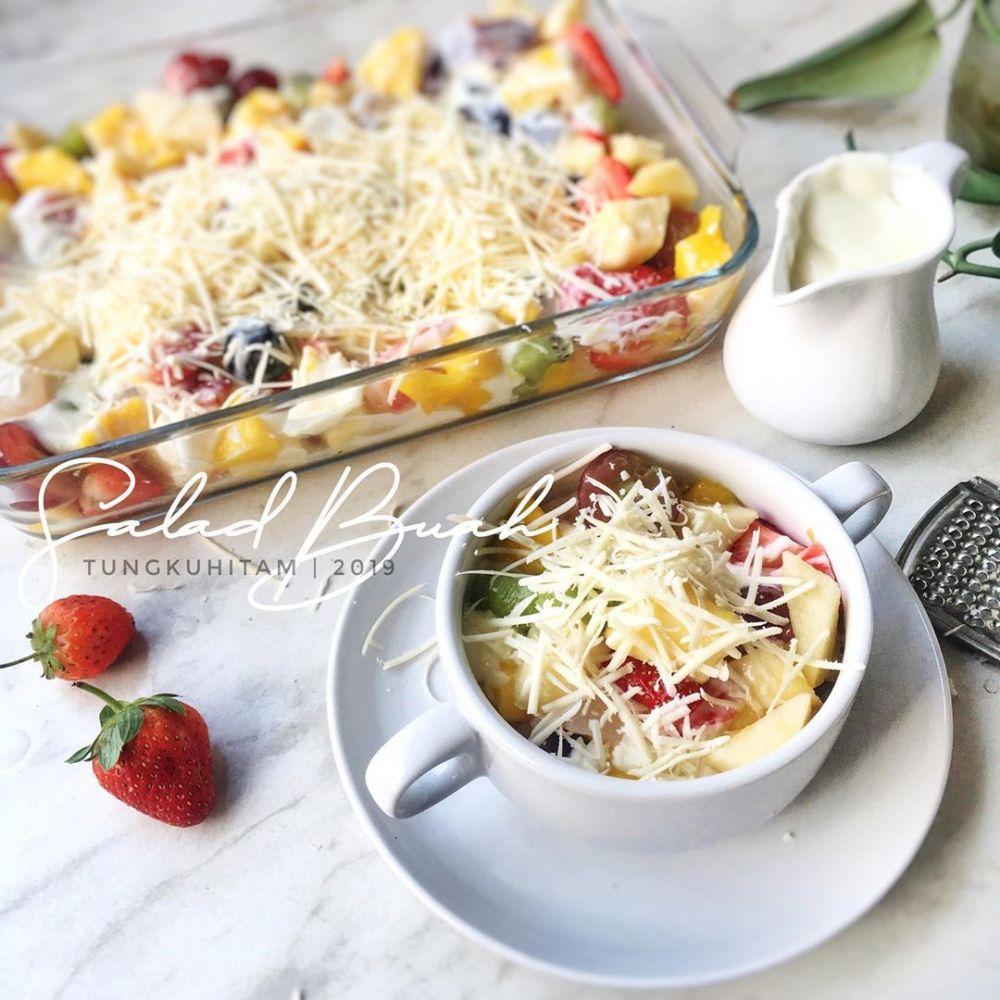 13 Resep makanan sehat untuk jantung  Instagram/@resepkulineryummy  @dianprawesti