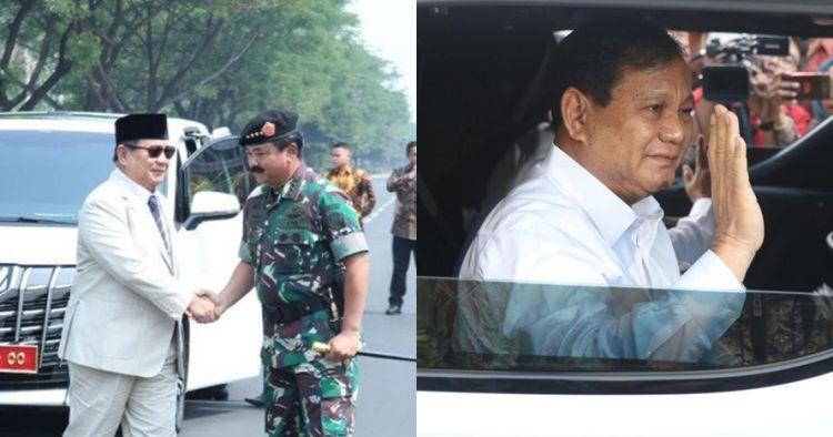 3 Keputusan unik Prabowo Subianto usai jadi Menteri Pertahanan