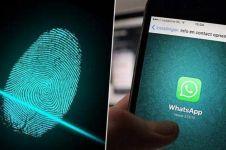 Cara aktifkan fitur sidik jari WhatsApp di Android dan iOS