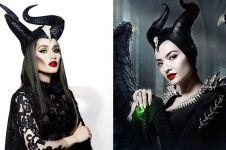 Adu gaya 7 seleb cantik saat jadi Maleficent, curi perhatian