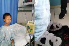 Kisah haru gadis 24 tahun alami kekurangan gizi ekstrem